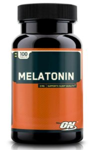 Melatonin 3 mg - 100 tabletes - Optimum Nutrition