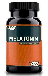 Melatonin 3 mg - 100 tabletes - Optimum Nutrition