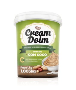 Cream Doim com Coco - 1005g - Cocada Itapira