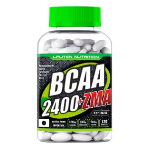 BCAA 2400 + ZMA - 120 tabletes - Lauton Nutrition