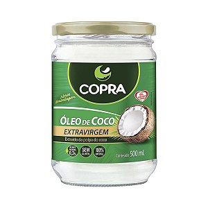 Óleo de Coco Extravirgem - 500 ml - Copra Alimentos