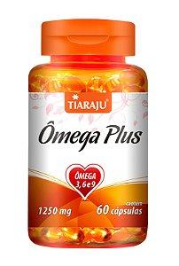 Ômega Plus - 60 cápsulas - Tiaraju