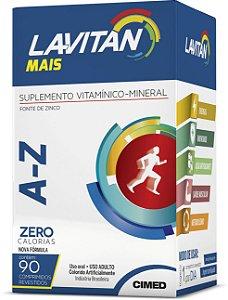 Mais A-Z - 90 comprimidos - Lavitan Vitaminas