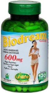 Biodream Fit - 120 cápsulas - Unilife Vitamins