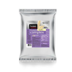 Protein Complex - 900g - Baunilha - Basic Nutrition