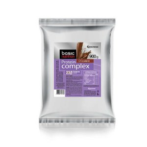Protein Complex - 900g - Chocolate - Basic Nutrition