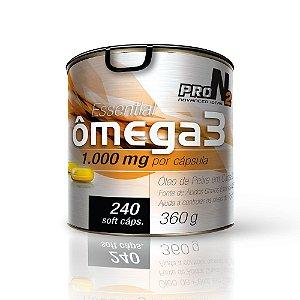 Essential Ômega 3 - 240 cápsulas - ProN2