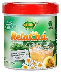 RelaChá Instantâneo - 200g - Unilife Vitamins