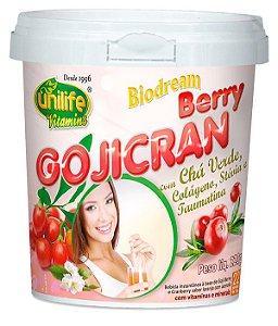GojiCran Berry - 220g - Laranja com acerola - Unilife Vitamins
