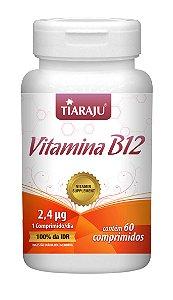 Vitamina B12 - 60 comprimidos - Tiaraju