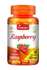 Raspberry - 60+10 cápsulas - Tiaraju