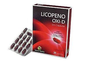 Licopeno OXI-D - 30 cápsulas - Terra Verde