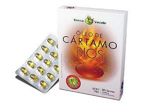 Óleo de Cártamo BIOS - 30 cápsulas - Terra Verde