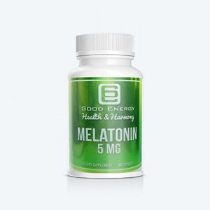 Melatonin 5 mg - 90 cápsulas - Good Energy