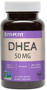 DHEA 50 mg - 90 cápsulas - MRM