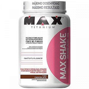 Max Shake - 400g - Chocolate - Max Titanium