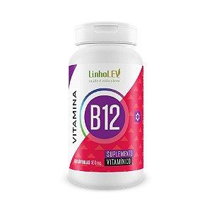 Vitamina B12 - 60 cápsulas - LinhoLEV