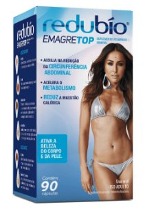 Emagretop - 90 cápsulas - Redubío