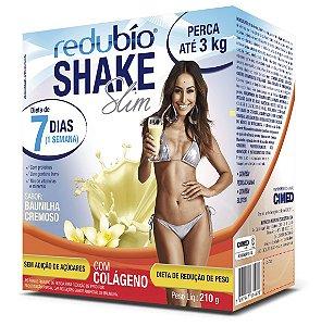 Shake Slim - 210g - Baunilha - Redubío