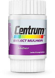 Select Mulher - 30 comprimidos - Centrum