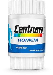 Homem - 30 comprimidos - Centrum