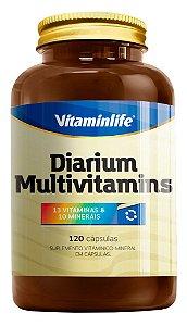 Diarium Multivitamins - 120 cápsulas - Vitaminlife