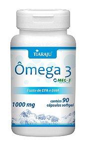 Ômega 3 - 90 cápsulas - Tiaraju