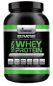 100% Whey Protein - 450g - Chocolate - Tiaraju