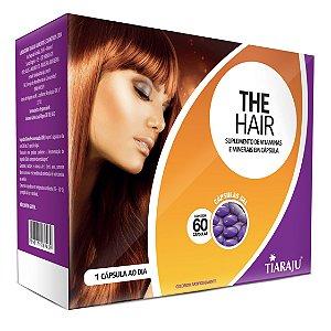 The Hair Mulher - 60 cápsulas - Tiaraju