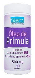 Óleo de Prímula - 90 cápsulas - Stem Pharmaceutical