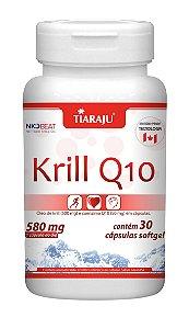 Krill Q10 - 30 cápsulas - Tiaraju