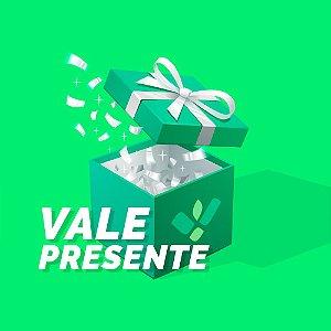 Vale presente de R$ 50