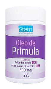 Óleo de Prímula - 60 cápsulas - Stem Pharmaceutical