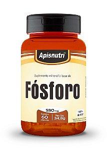 Fósforo - 60 cápsulas - Apisnutri