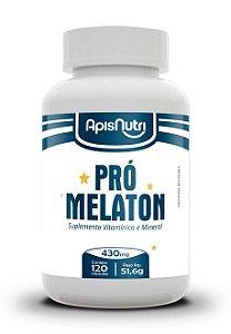 Pró Melaton - 120 cápsulas - Apisnutri