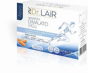 Dr. Lair Magnésio Dimalato HCL - 45 cápsulas - Upnutri