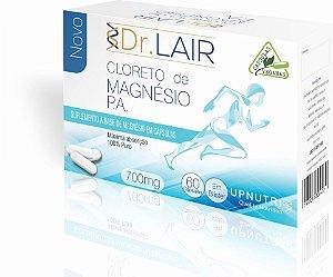 Dr. Lair Cloreto de Magnésio P.A. - 60 cápsulas - Upnutri