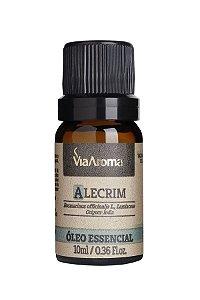 Óleo Essencial Alecrim - 10ml - Via Aroma