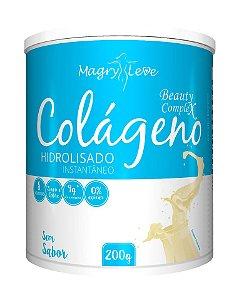 Colágeno Beauty-Complex - 200g - Sem sabor - Apisnutri