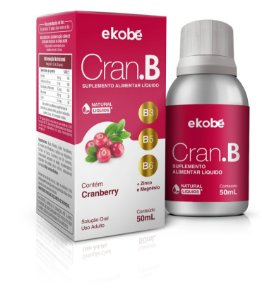Cran.B Cranberry - 50ml - Ekobé
