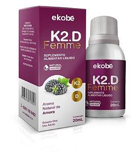 K2.D Femme - 20ml - Ekobé
