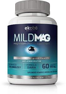 MILDMAG - 60 cápsulas - Ekobé