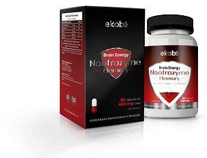 Nootrozyme Memory - 60 cápsulas - Ekobé