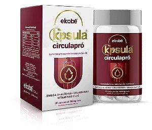 Kpsula Circulapró - 30 cápsulas - Ekobé