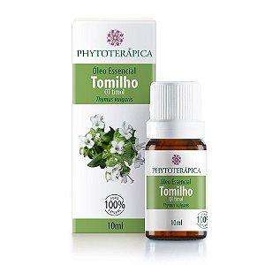 Óleo Essencial Tomilho - 10ml - Phytoterápica