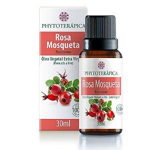 Óleo Vegetal Rosa Mosqueta - 30ml - Phytoterápica