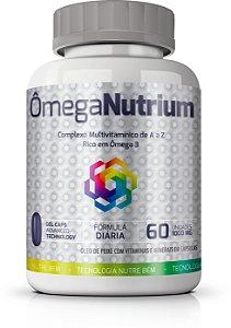 Ômega Nutrium - 60 cápsulas - Ekobé