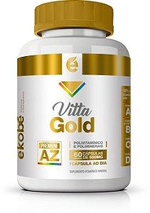 Vitta Gold - 60 cápsulas - Ekobé