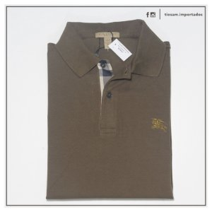 Polo Burberry