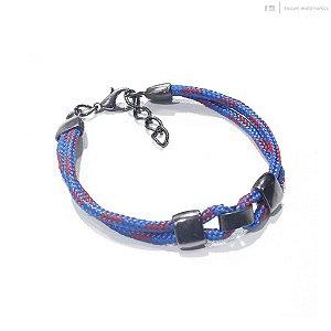 Pulseira Blue Ropes